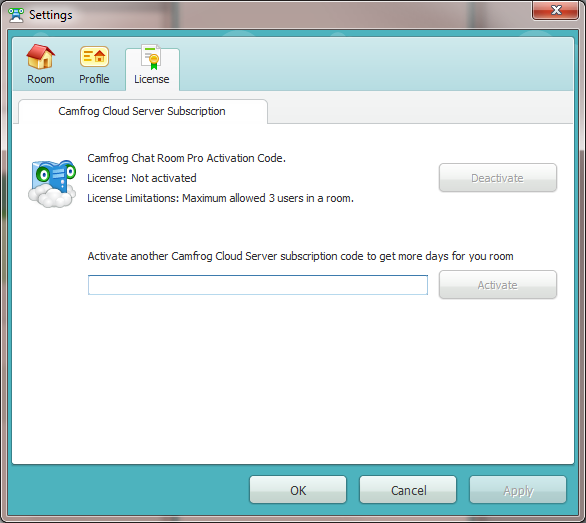 Camfrog Chat Room Pro Code